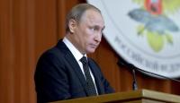 Rusya Devlet Başkanı Putinden NATO açıklaması