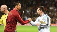 Ronaldodan Messiye büyük destek