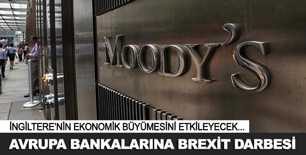 Avrupa bankalarına Brexit darbesi