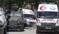 Mardinde terör saldırısı: 3 polis şehit