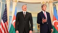 Kerry ile Aliyev ile Dağlık Karabağı görüştü