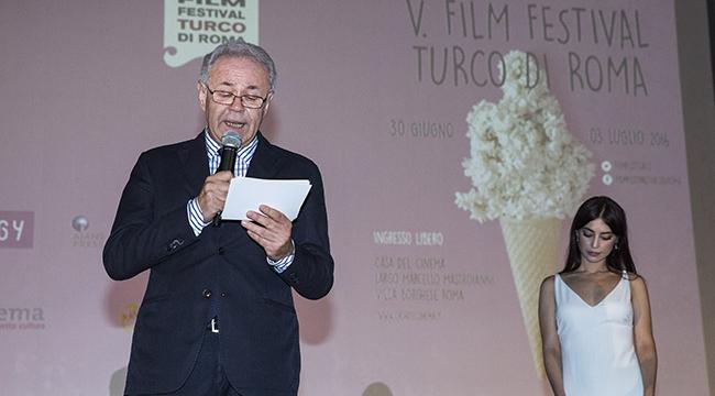5. Roma Türk Film Festivali başladı