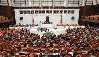 TBMM Genel Kurulunda 4 kanun tasarısı kabul edildi