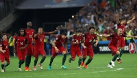 Portekiz yarı finale yükseldi