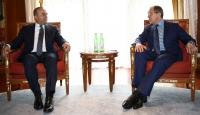 Çavuşoğlu-Lavrov görüşmesi başladı