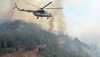Adrasan ve Kumlucadaki yangınlarda terör izi yok