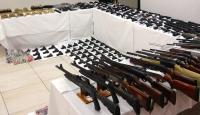 İstanbul merkezli silah kaçakçılığı operasyonları