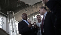 FIFA heyeti Gazzede