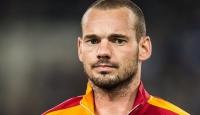 Sneijder ilk antrenmana çıkmadı