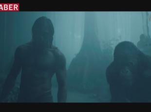 Tarzan Efsanesi filmi vizyona giriyor