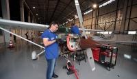 UZAYTEM tek motorlu uçakların bakımına başlıyor