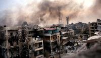 Halepte rejim güçleri yine sivilleri hedef aldı
