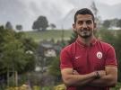 'Galatasaray'a büyük hedeflerle geldim'