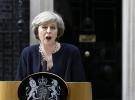 Theresa May'den ilk açıklama