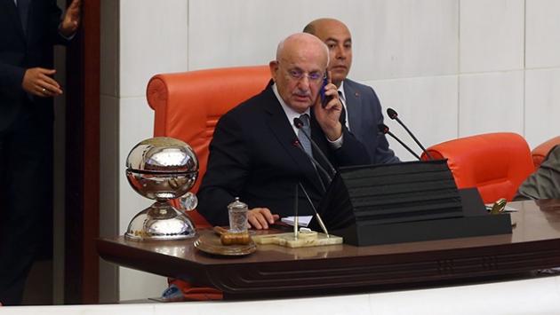Meclis saat 15.00te toplanacak