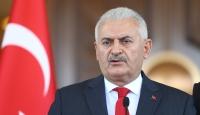 Başbakan Yıldırım, Anayasa Mahkemesi Başkanı Arslanı kabul etti