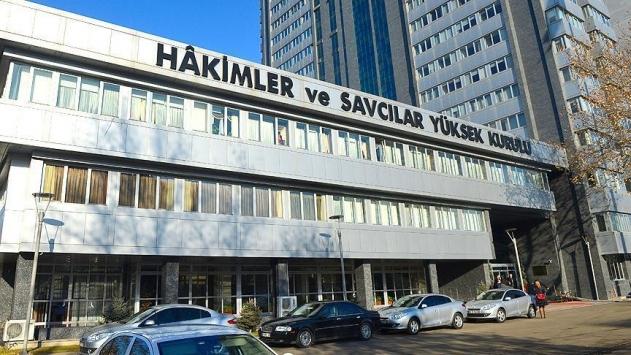 HSYKnın açığa aldığı hakim ve savcıların isim listesi