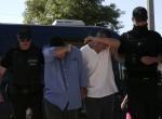 Yunanistana kaçan 8 darbeci Dedeağaç Adliyesinde