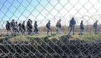 Arnavutlukta 27 kaçak göçmen yakalandı