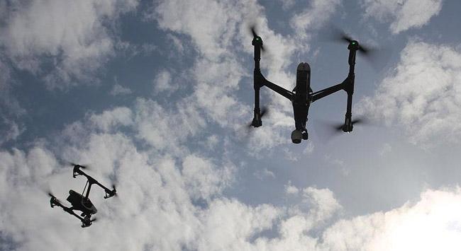 DEAŞ, dronela insani yardımları engelliyor