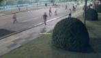 Cumhurbaşkanlığı Külliyesine yönelik saldırılar güvenlik kamerasında