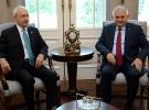 Başbakan Yıldırım'dan Kılıçdaroğlu'na 'Afrin' telefonu