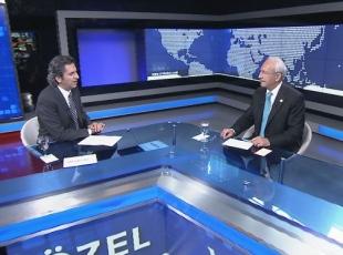 Kılıçdaroğlu TRT'ye konuk oldu (Bölüm 1)