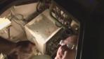Mithat Aynacının askeri araçta yakalanma anı