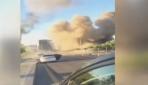 Külliyeye atılan bomba