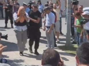 Yunanistana kaçan darbeci askerler hakim karşısında