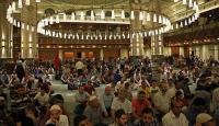 Millet Camisinde şehitler için mevlit okutuldu