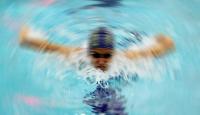 Yüzmede 27 yıl sonra Türkiye rekoru kırıldı