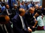 Cumhurbaşkanı Erdoğan, cuma namazını Millet Camisinde kıldı