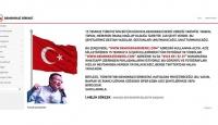 Ankara Büyükşehir Belediyesinden 15 Temmuz için web sitesi