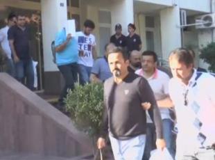 Laçinerin de aralarında bulunduğu 7 akademisyen tutuklandı
