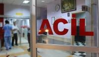 İzmirde trafik kazası: 10 yaralı