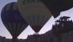 Balonlar FETÖnün darbe girişimine tepki için havalanıyor