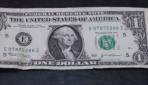 El konulan okulun kasasından 1 dolar çıktı