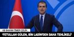 Fetullah Gülen, Bin Ladinden daha tehlikeli bir şahıstır