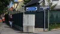 Avusturyada dini eğitim veren derneğe ırkçı yazı