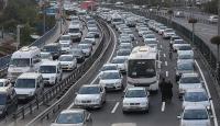 İstanbulda bugün bazı yollar trafiğe kapalı