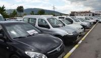 İkinci el otomobil piyasası hız kesmedi