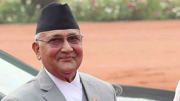Nepal Başbakanı Khadga Prasad Oli istifa etti