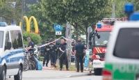 Almanyada bir restoranda patlama