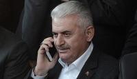Başbakan Yıldırımdan Kılıçdaroğluna miting teşekkürü