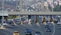 Köprü ve otoyolların 6 aylık geliri