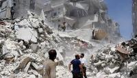 Suriye ordusundan Halepe saldırı: 20 ölü, 25 yaralı