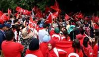 15 Temmuz Türk halkının demokrasi zaferidir