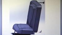 Bebekler bu koltukta daha güvenli seyahat edecek