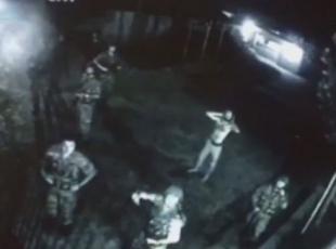 Darbeci askerler, 15 Temmuz gecesi Kuleli camiine baskın düzenledi